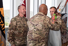 USMA Welcomes New Commandant