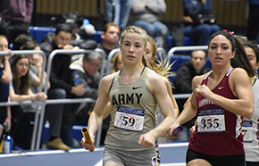 Strong Day for Army Women's Track & Field at Penn State