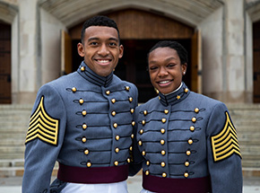CDT Bender & CDT Walker Named 2021 Rhodes Scholars