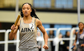 Women's Track & Field set Three Academy Records