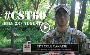 CDT Canarie Explains His Summer Training Roll