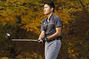 Golf Wraps Up Palmetto Intercollegiate