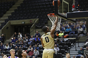 Men's Basketball Claims Second Straight League Win