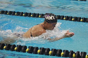 Cadets Break Swim & Dive Academy Record