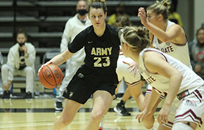 Women's Basketball Overcome Early 18-point Deficit