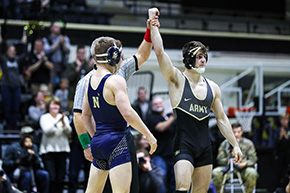 Wrestling Captures Fourth-Straight Star-Meet