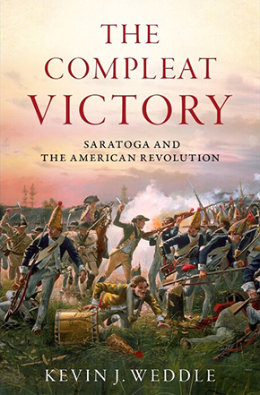 "COL Weddle '79 Releases ""The Compleat Victory"""