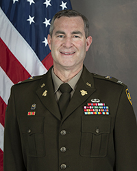 COL Reeves '96 Named Dean of USMA