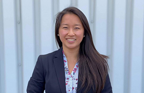 CPT Zhu '17 Selected to Receive Women of Color STEM Award
