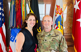 USMA Welcomes New Command Sergeant Major