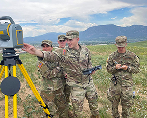 Cadet Field Research on HLZs