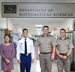 Cadet Lead STEM Camps for Students