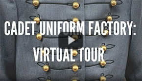 Cadet Uniform Factory Virtual Tour