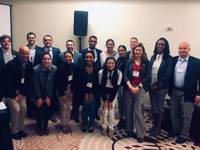 Cadets Attend Eastern Sociological Society Winter Meeting