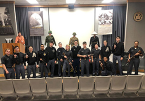 Cadets Learn about the Vietnam War