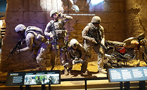 Cadets Visit the National Museum of the U.S. Army