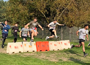 Cadets in Latvia Compete in Annual Race