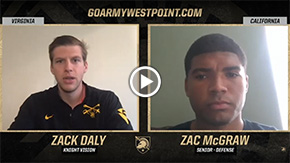 Catching up with Zac McGraw - Men's Soccer