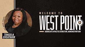 Cheatham Named Associate Athletic Director of Administration