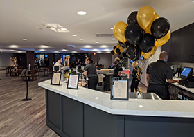 DCA Holds Grand Reopening of Class of 1963 Lounge