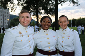 "USMA Class of 2020: ""With Vision We Lead"" in their own words Part IV"