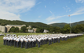 USMA 2024 Officially Joins the Corps