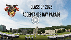 Class of 2025 Acceptance Day Parade