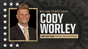 Cody Worley Named Army Quarterbacks Coach