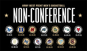 Contest At Duke Highlights Men's Basketball Non-Conference Slate