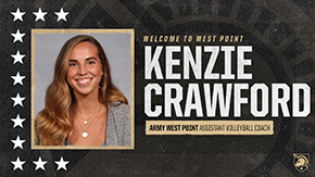 Crawford Joins Army Volleyball Staff