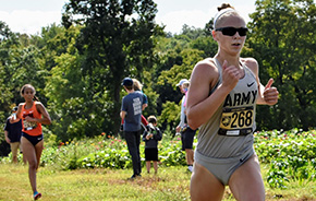 Cross Country Claims Army Open Title