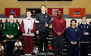 Davis Wins Parallel Bars at West Point Open