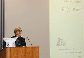 Dr. Roberts Presents at West Point