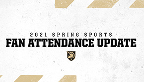 Fan Attendance Update for Spring Home Competitions