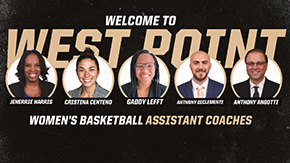Five Assistants Added to Women's Basketball Staff