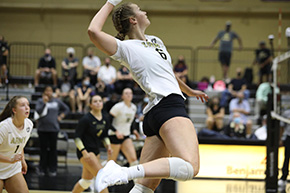 Volleyball's Fixemer Named Patriot League Player of the Week
