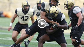 Football Continues to Get Ready for Season Opener
