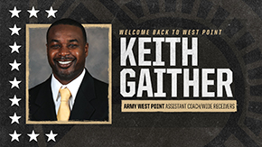 Football Welcomes Back Keith Gaither as its Wide Receivers Coach