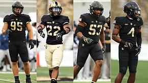 Four More from Army Football Earn Preseason Accolades