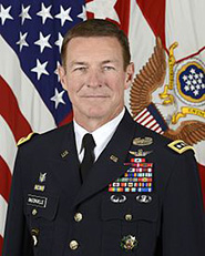 West Point Graduate James McConville '81