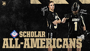 George, Manown Recognized as USILA Scholar All-Americans