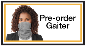 Pre-Order Your Face Gaiter Today!