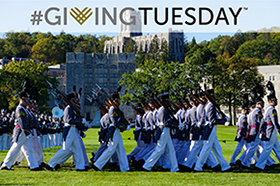 Giving Tuesday at West Point