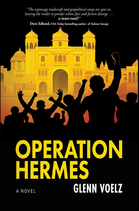 "Voelz '92 Releases ""Operation Hermes"""