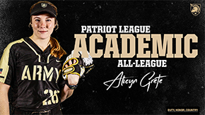 Grete Named to Academic All-League Team