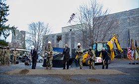 USMA Breaks Ground on CEAC