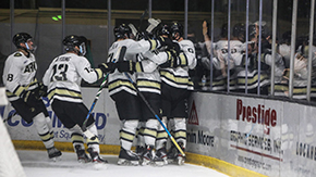 Hockey Continues Hot Streak with OT Victory