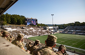 West Point Holds Fourth Honorable Living Day