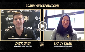 Interview with Head Women's Soccer Coach