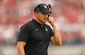 Jeff Monken Press Conference Quotes: Mercer